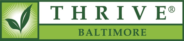 Thrive Baltimore is a community resource center in Baltimore, MD that offers free workshops, classes, cooking demos, and events that support and encourage people to live healthier, kinder, more sustainable lifestyles.  Learn More --->