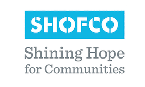 Shining Hope for Communities (SHOFCO) is a grassroots movement that catalyzes large-scale transformation in urban slums by providing critical services for all, community advocacy platforms, and education and leadership development for women and girls.    Learn More --->