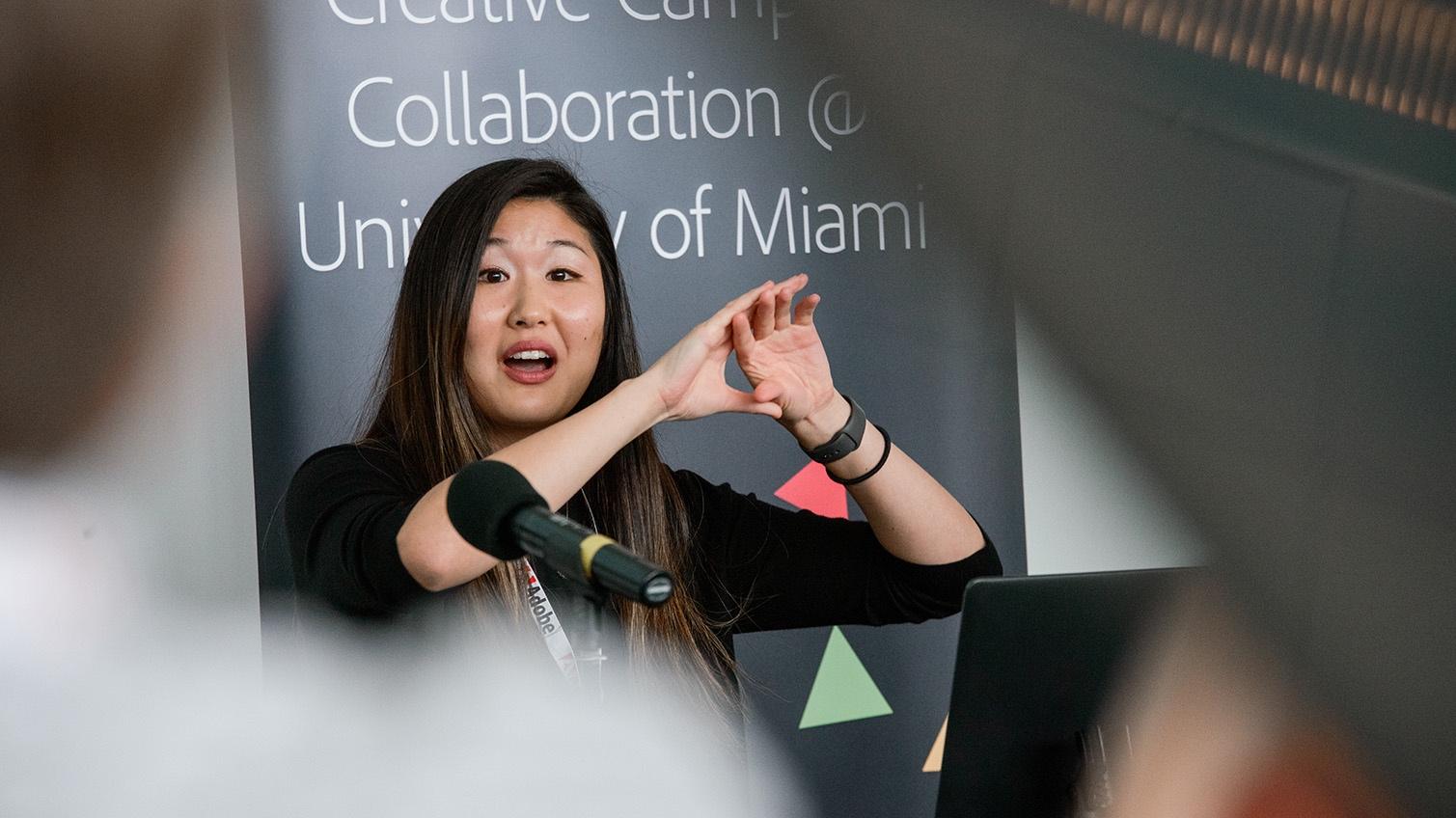Adobe Creative Campus Collaboration @ UM -