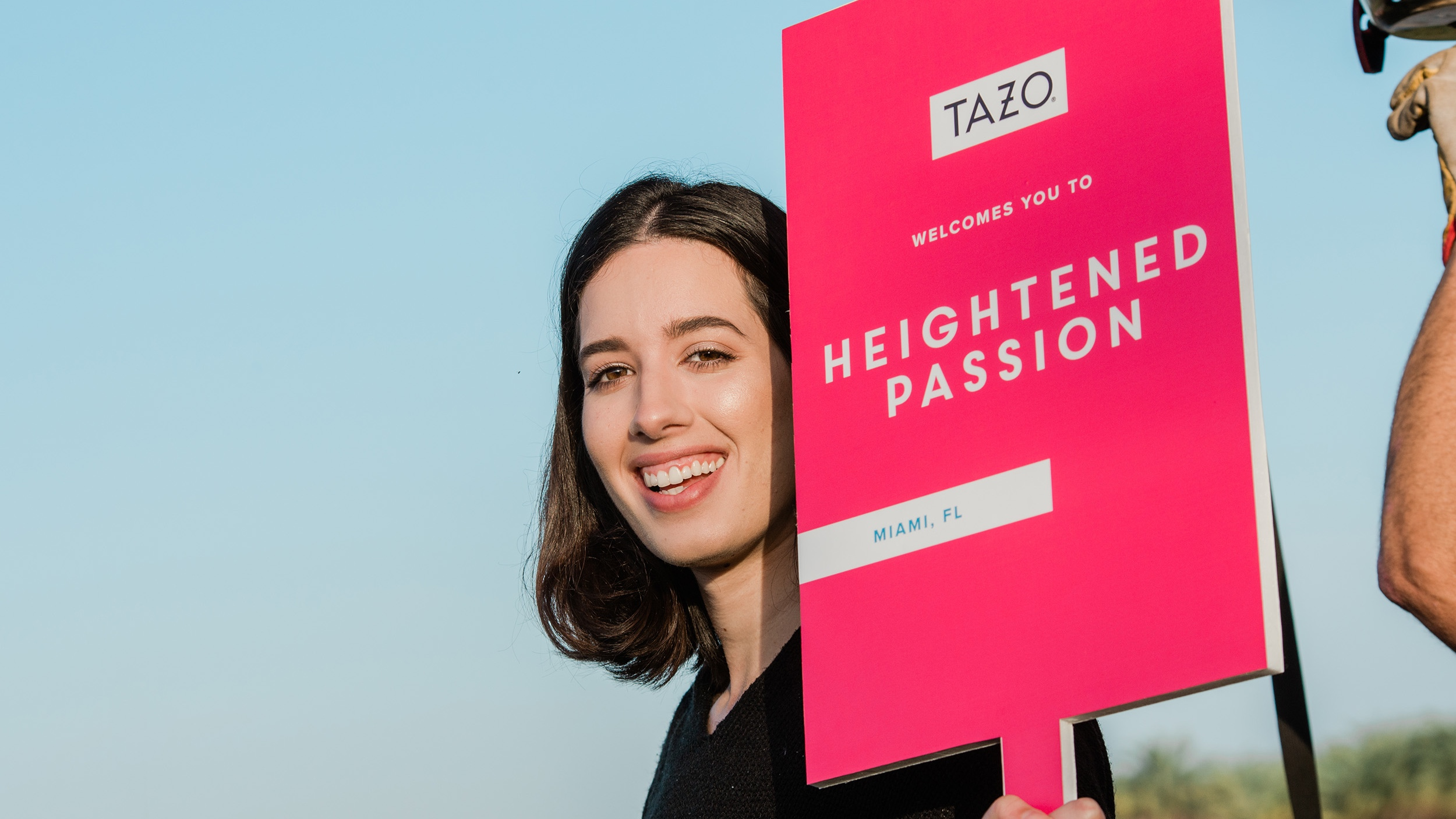 TAZO Tea: Influencers Hot Air Balloon Experience -