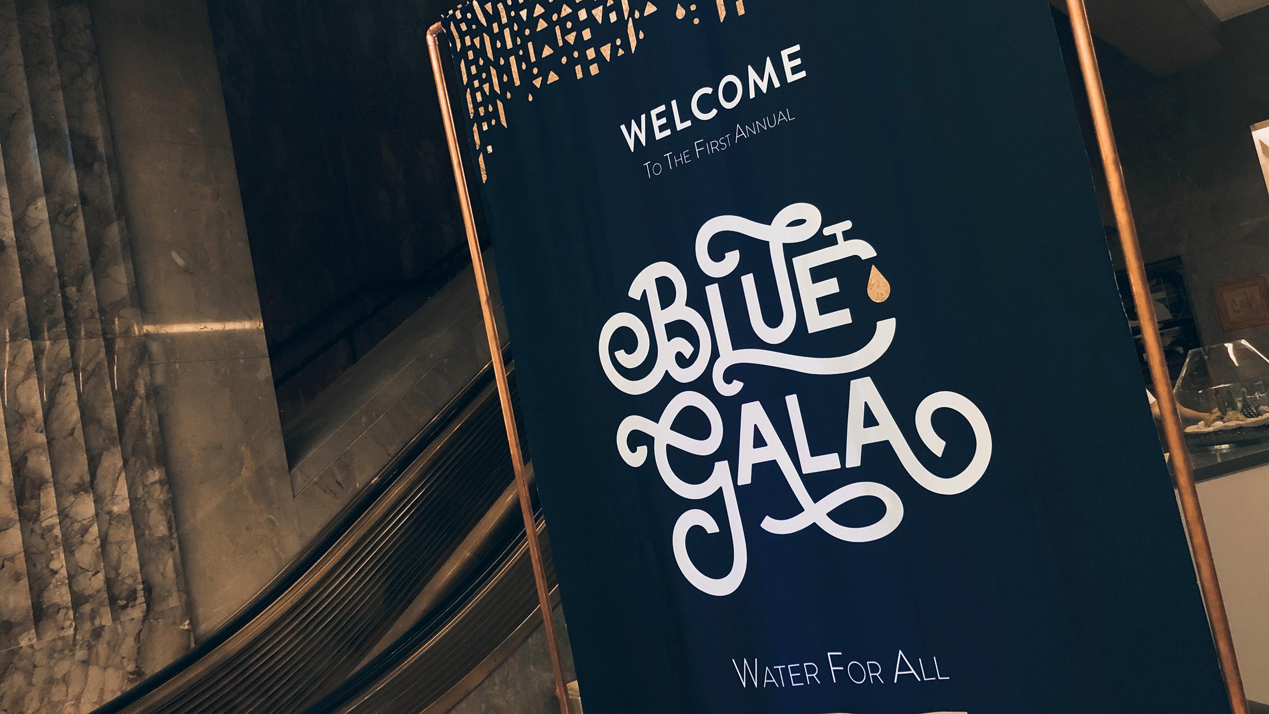 Blue Missions Gala -
