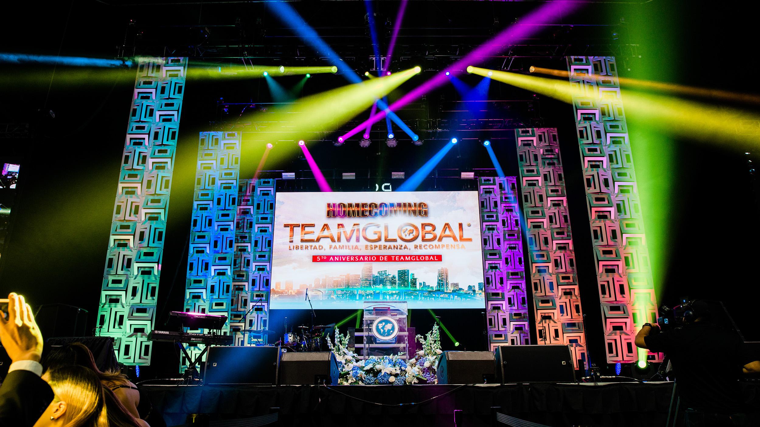 Amway TeamGlobal 5th Anniversary -