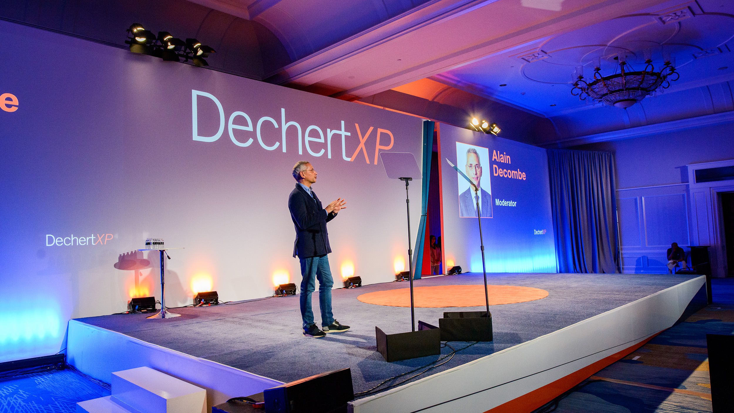 Dechert Partners Retreat