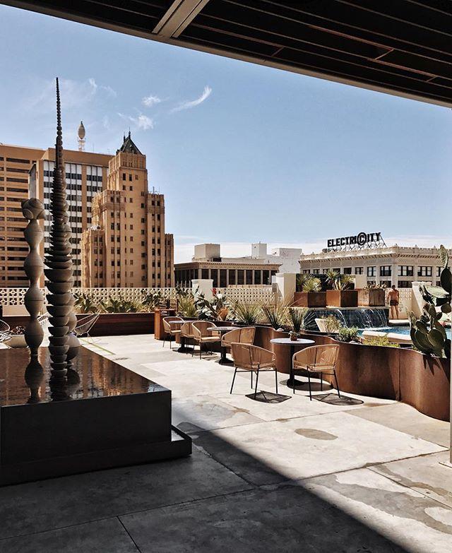 Downtown views 📷 @vince_dominguez • #HotelIndigo #ElPasoTexas #Itsallgoodep #DowntownElPaso