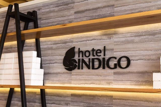 Explore Downtown El Paso and enjoy the #HotelIndigo experience with a local taste • #HotelindigoElPaso #Downtownelpaso #Downtowneptx #ElPasoTexas #Indigo #Itsallgoodep