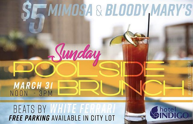 Only 4 days away... you won't want to miss this Brunch!