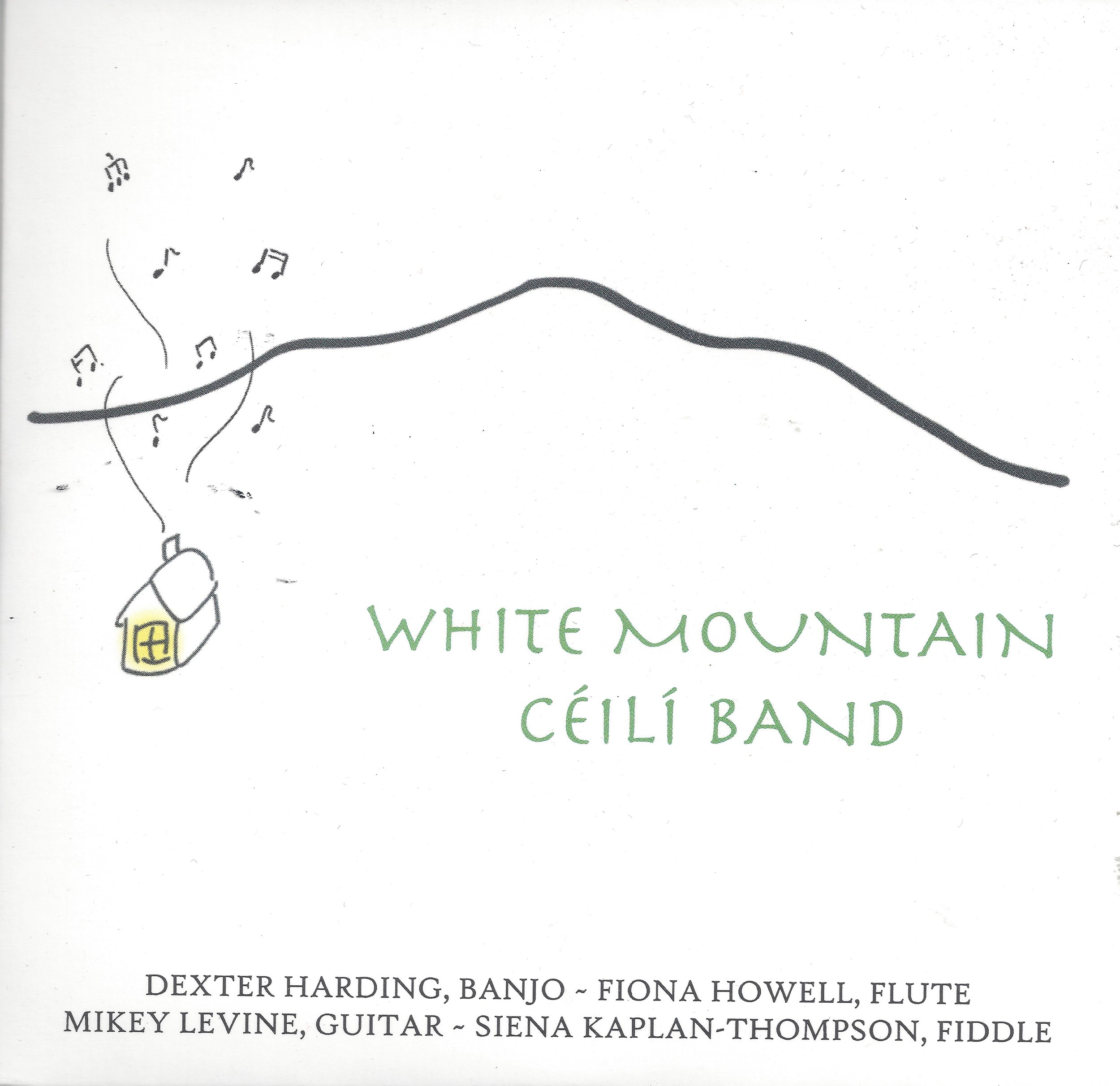 The White Mountain Céilí Band
