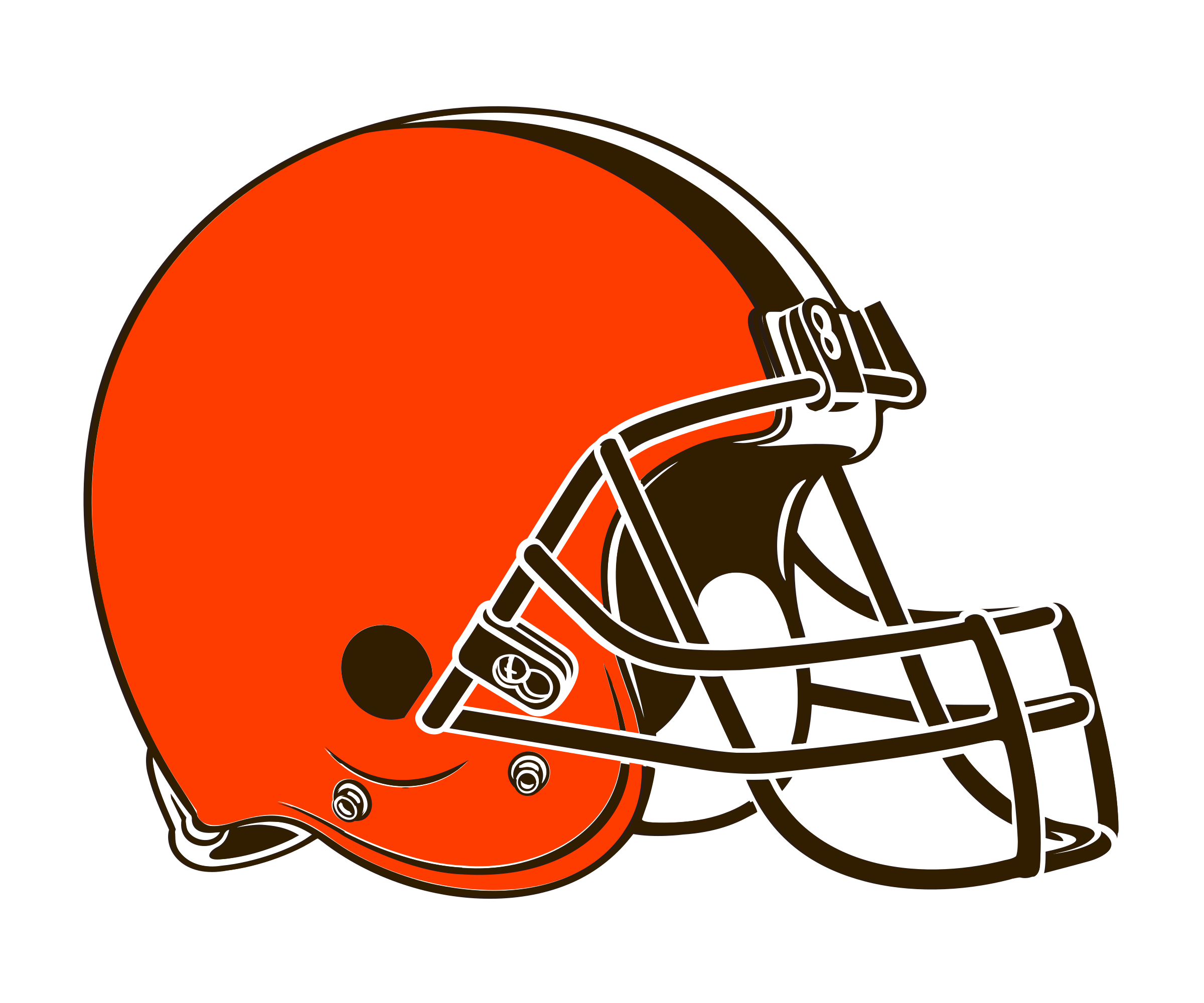Cleveland Browns - 14.39% Growth rate - twitter(vs. 2.43% via league average)