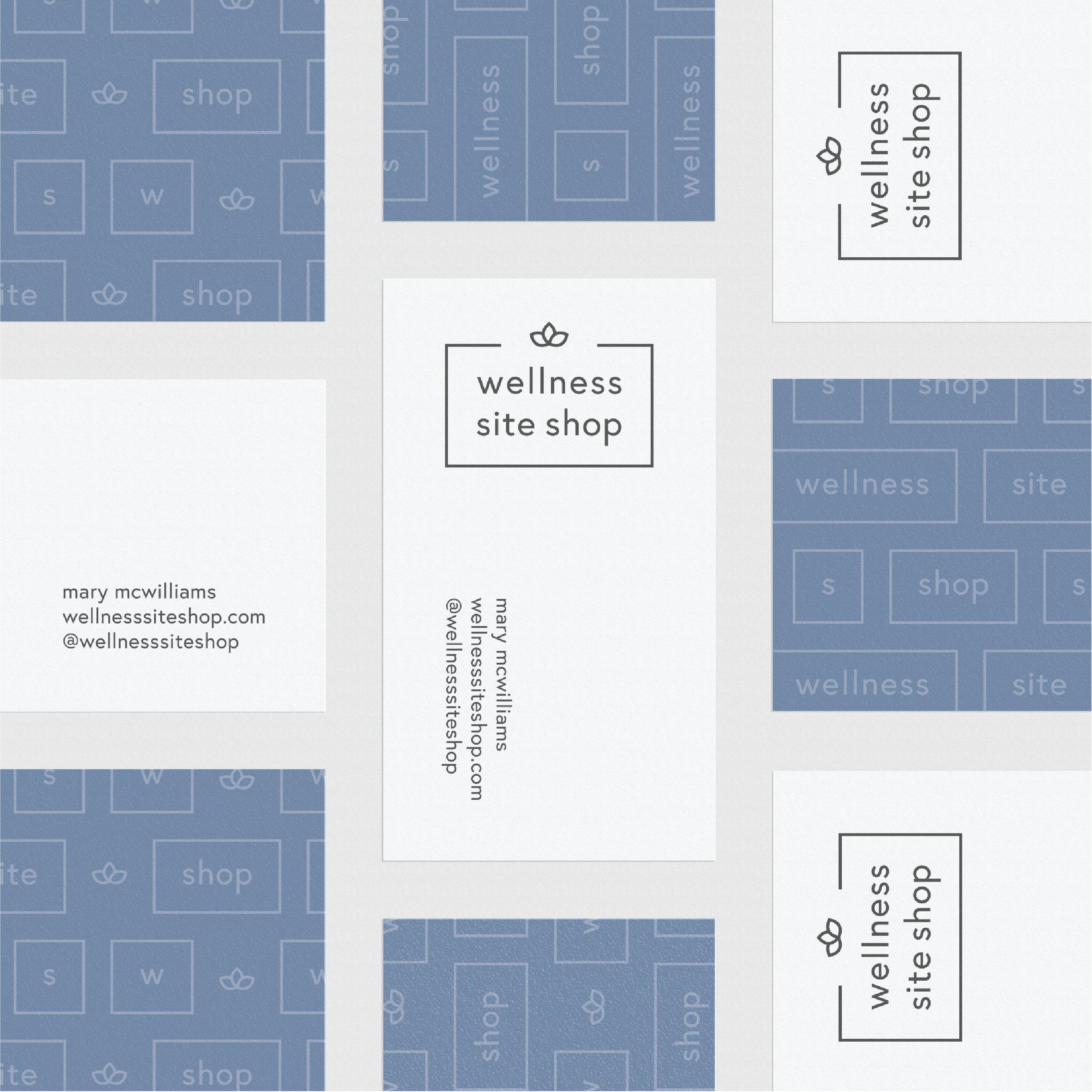 wellness site shop