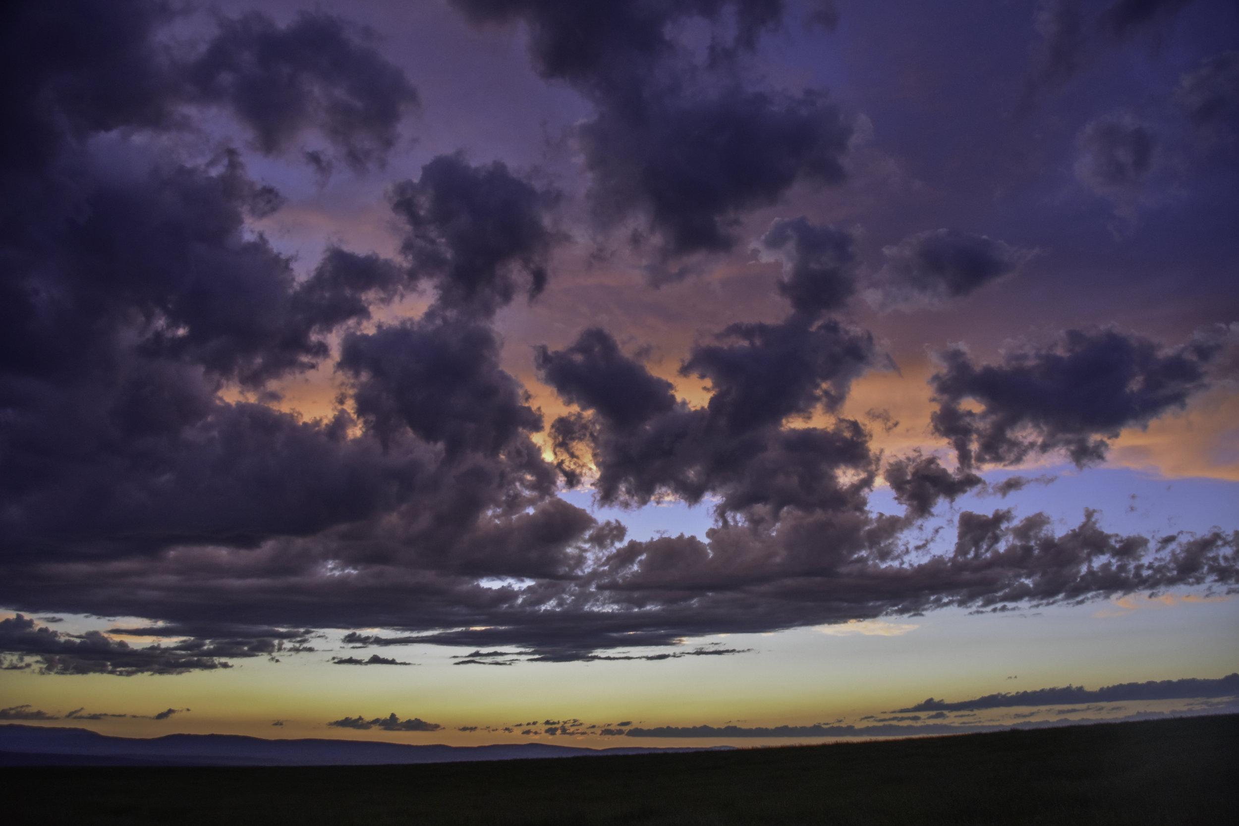 Big Sky Country / Jeremiah Cunningham