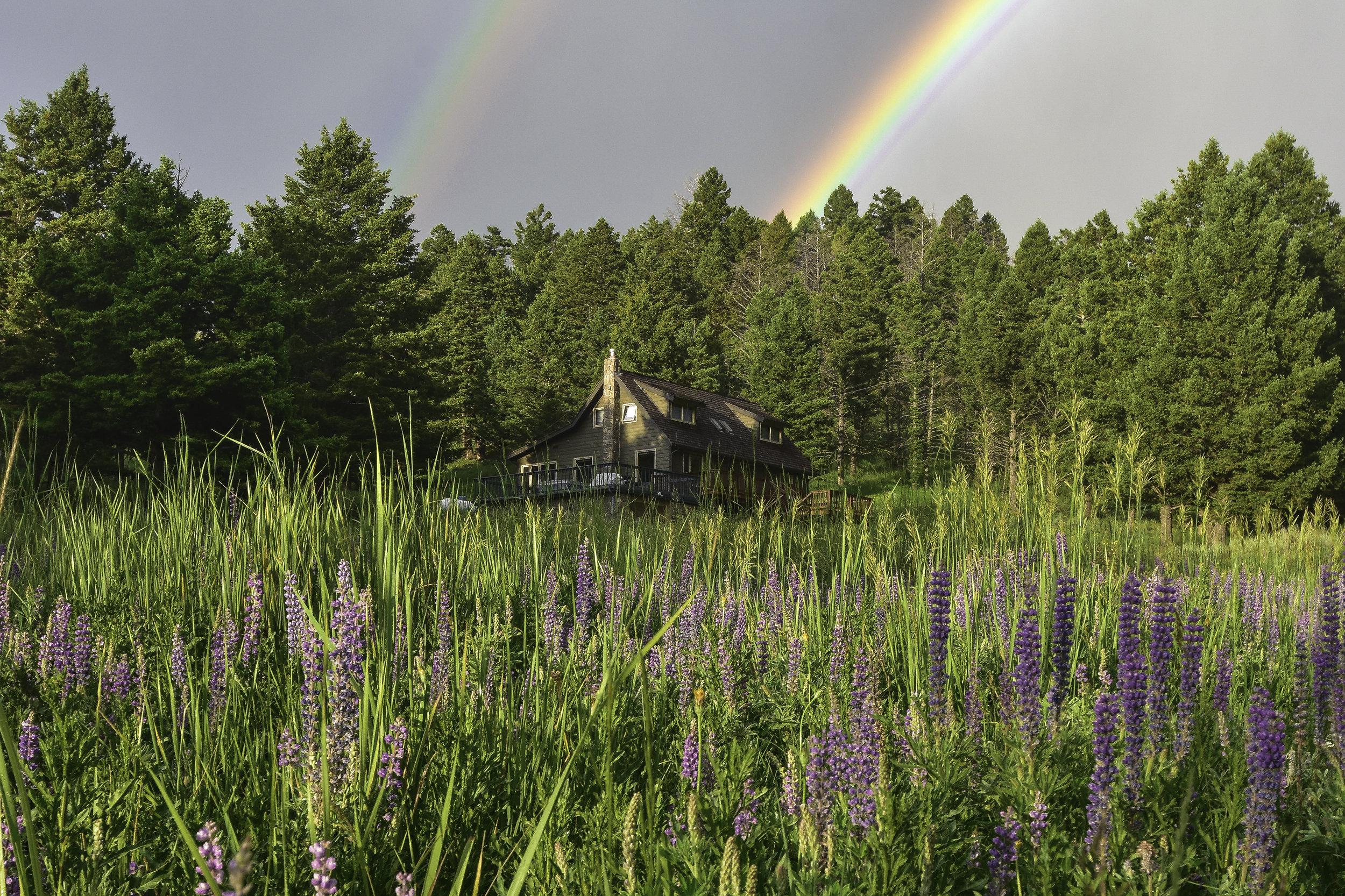 The Montana House / Jeremiah Cunningham