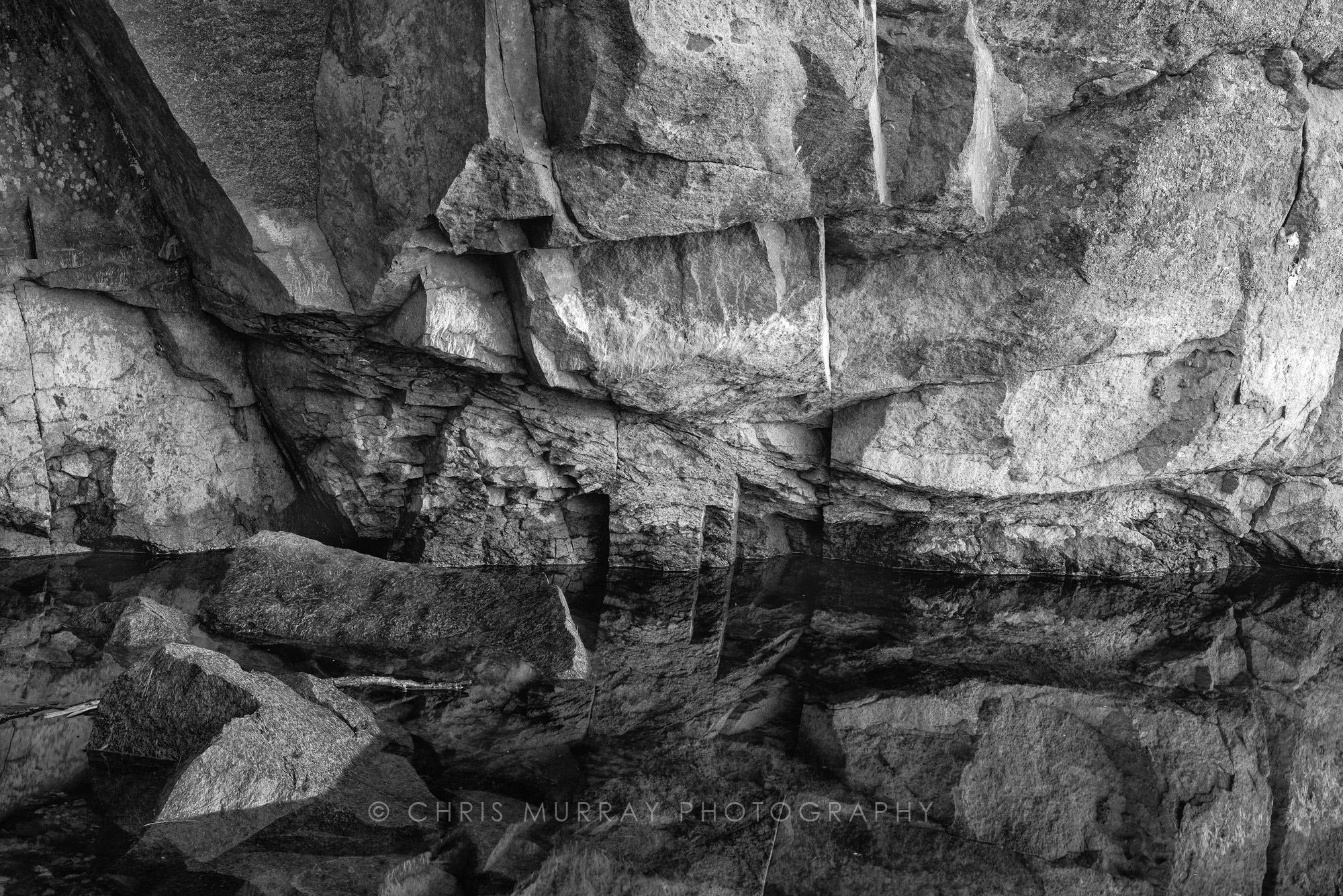 Granite Reflection / Chris Murray