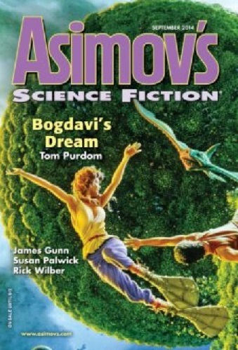 Asimov's Science Fiction, Sept. 2014