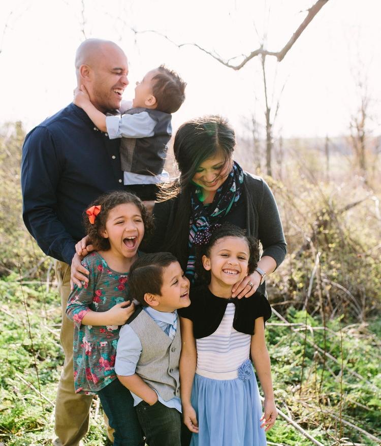 The Marine: Philip Devine and Family