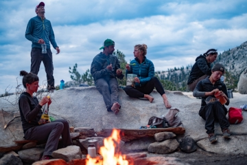 """Level 1: My 1st Overnight  Your """"1st-ish"""" overnight trip, camping away from your car. Learn the basics of backpacking lighter and smarter."""