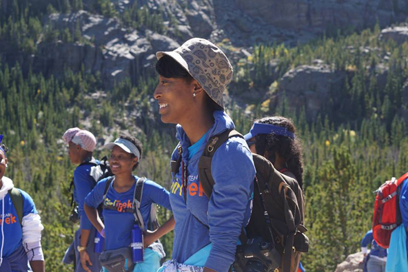 GirlTrek's walking teams are leading a civil rights-inspired health movement. (Photo courtesy of GirlTrek)
