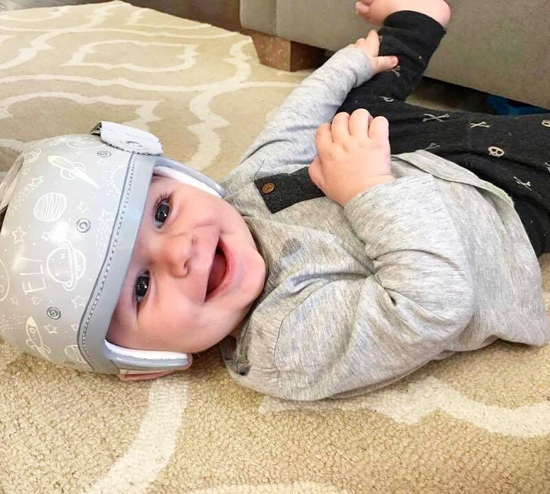 cranial helmet