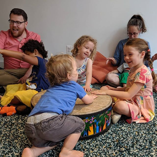 FREE Tunes4Tots demo class tomorrow at Makeshift! Join us at 10am! Link to register in bio #musicclass #musicforkids #dmvtoddlers #kidsofdc