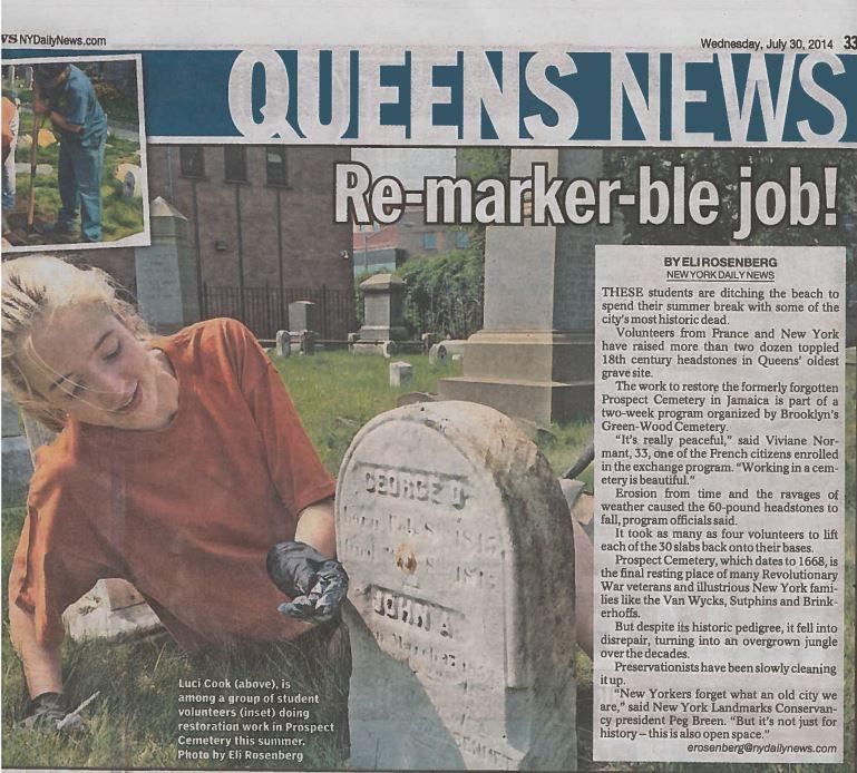 Daily News Preservation Volunteers.JPG