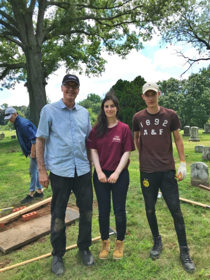 Dexter and Anna-Green-Wood-Preservation Volunteers-2018.JPG