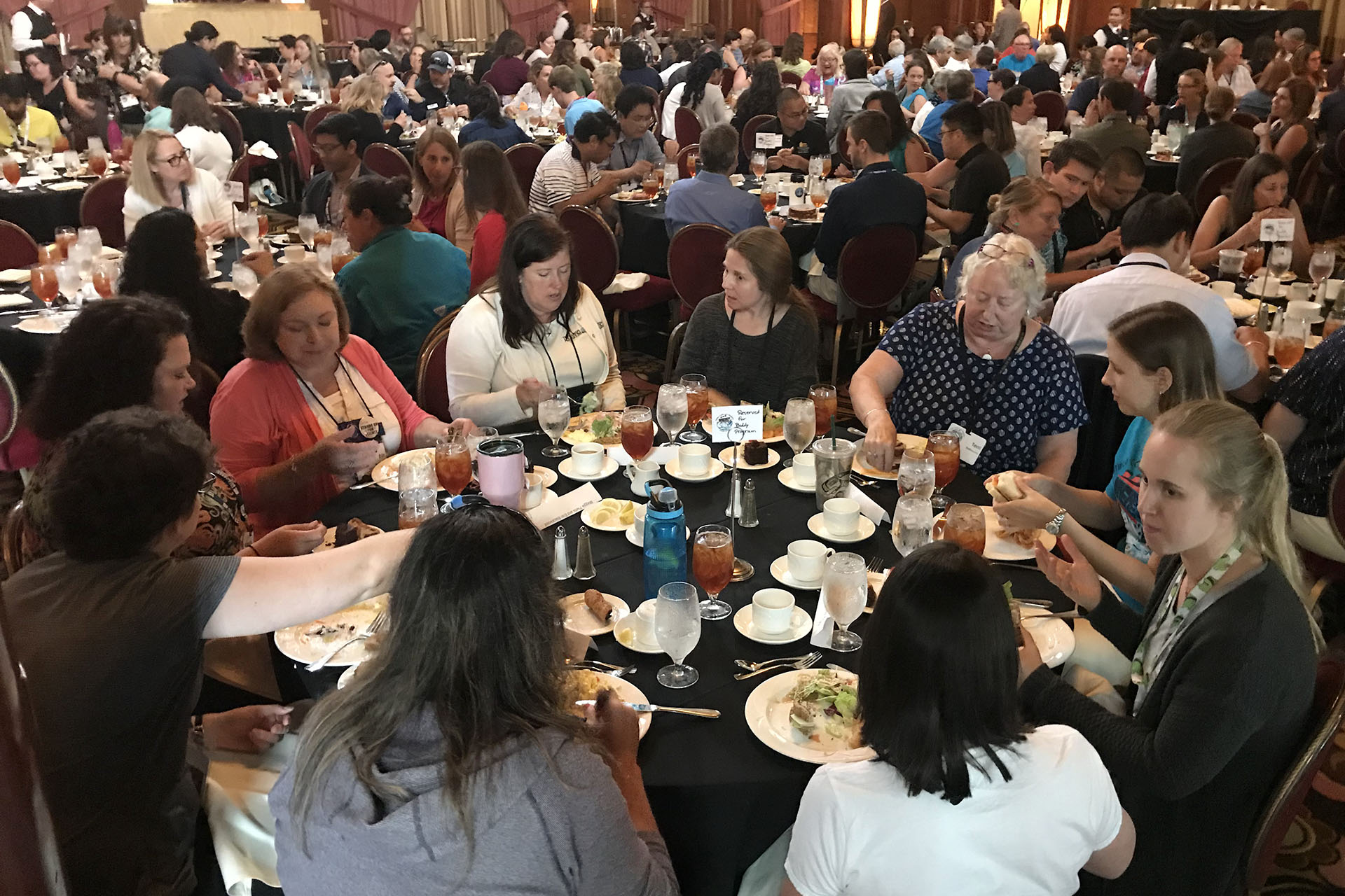 2018 Buddy Lunch in Long Beach, CA
