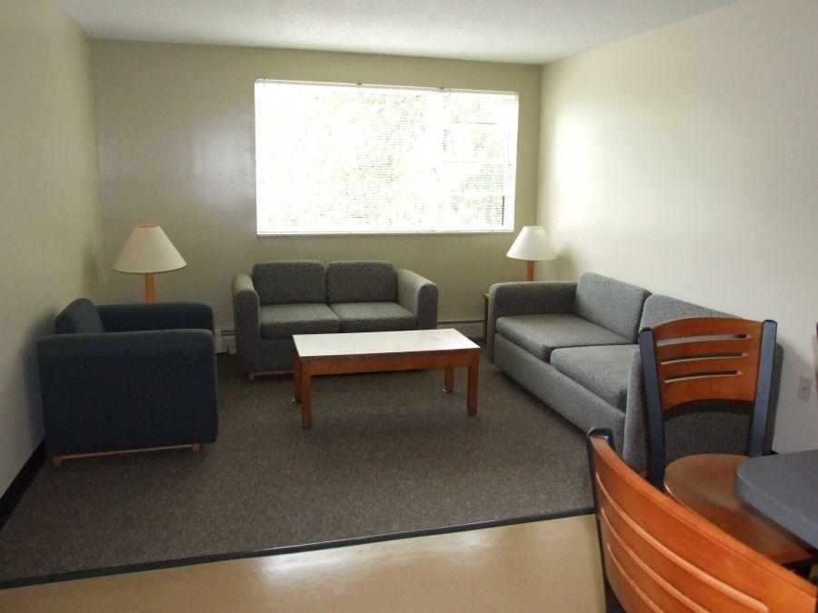 Woodside Apartments - Living Room