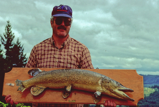 Gene Williamson won the Pike in 1987 (Photo: Gene Williamson)