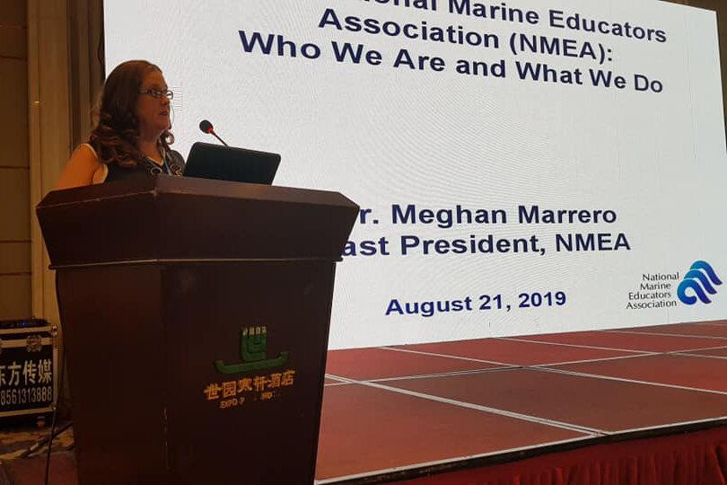 Meg provides an introduction to NMEA