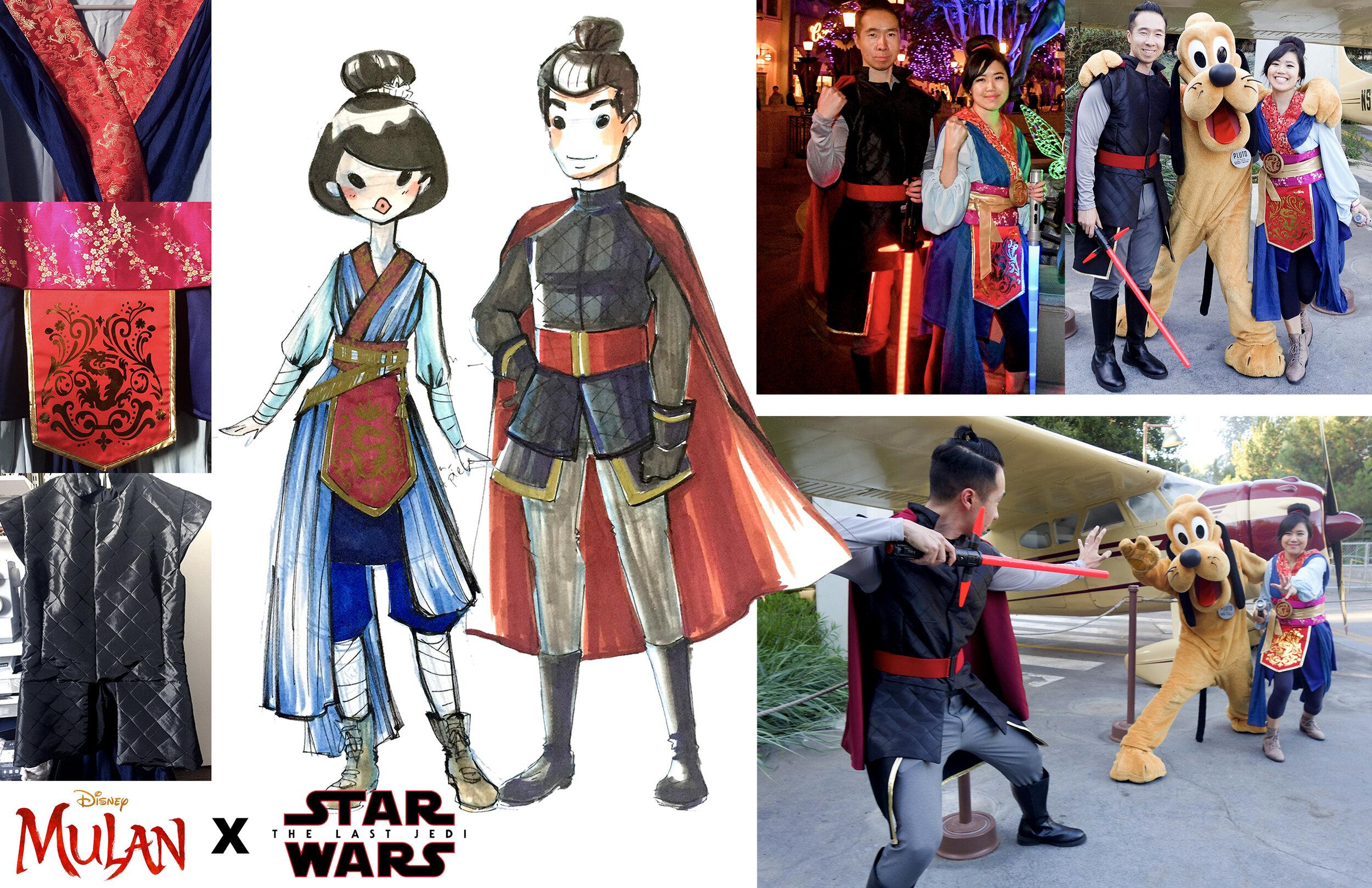 Costume Design Lorraine Yee