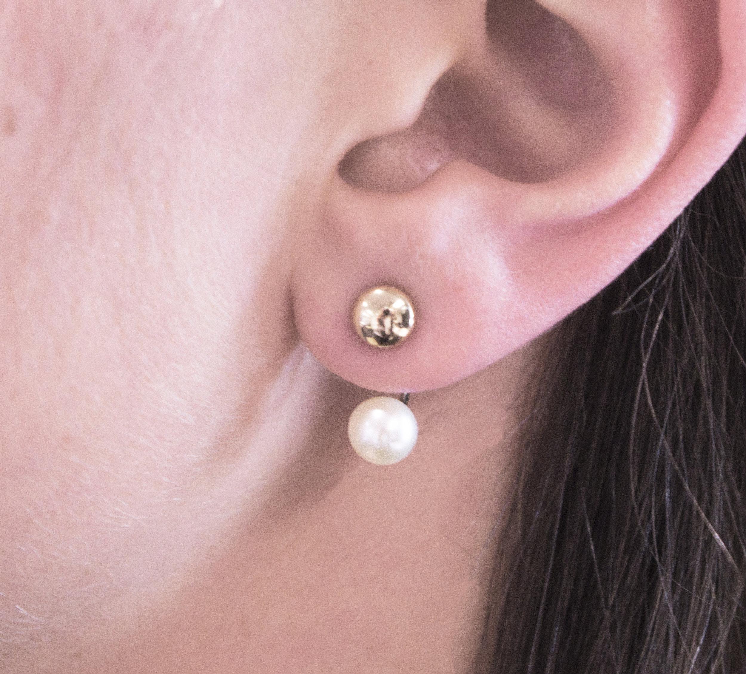 Pearl drop earrings with 14KY.JPG