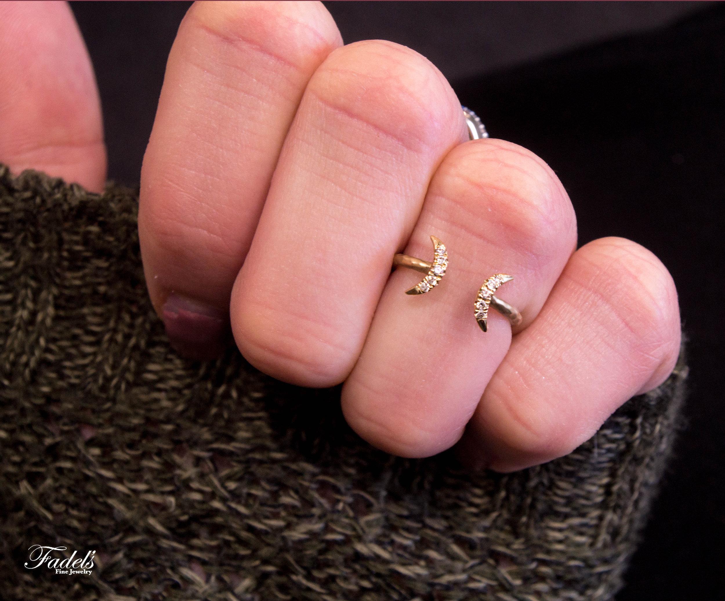 Right Hand Ring 14Ky diamond moon ring.JPG