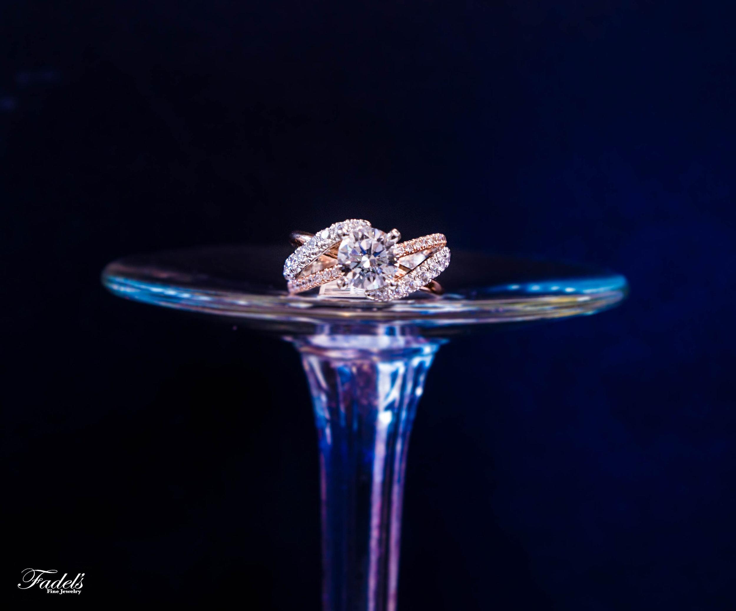 Two tone wide twist diamond engagement ring.JPG