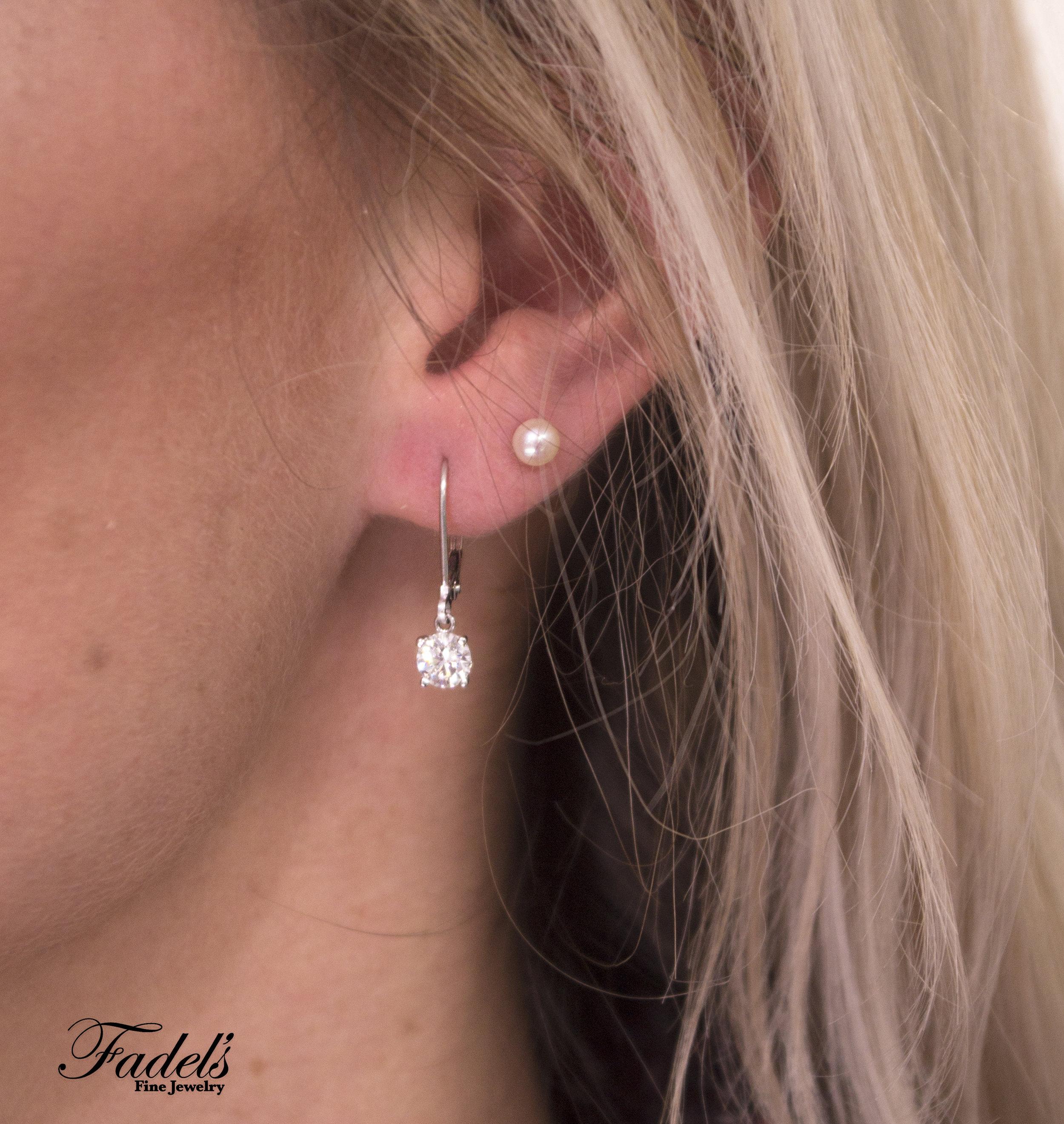 Earrings 14KW Round Diamond Dangles.JPG