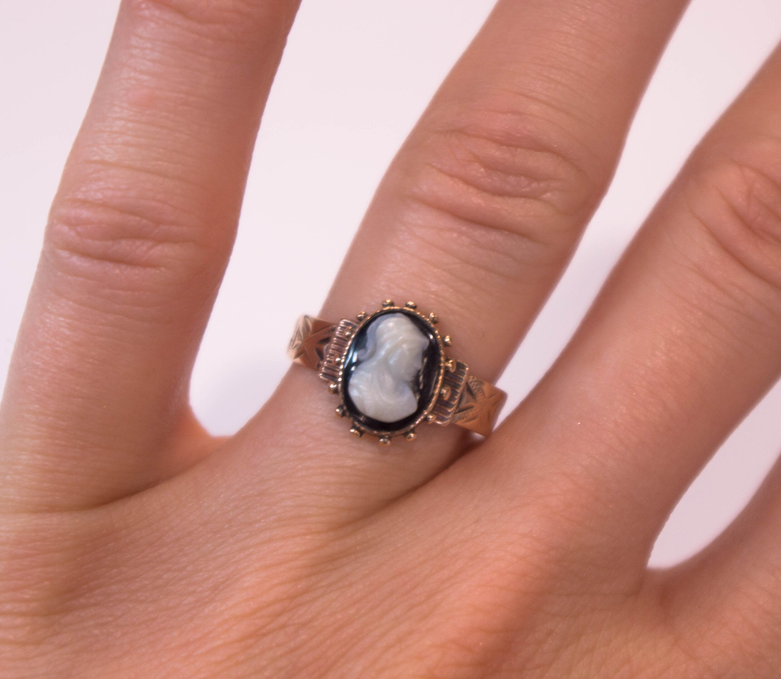 Estate Cameo Ring front 1.JPG