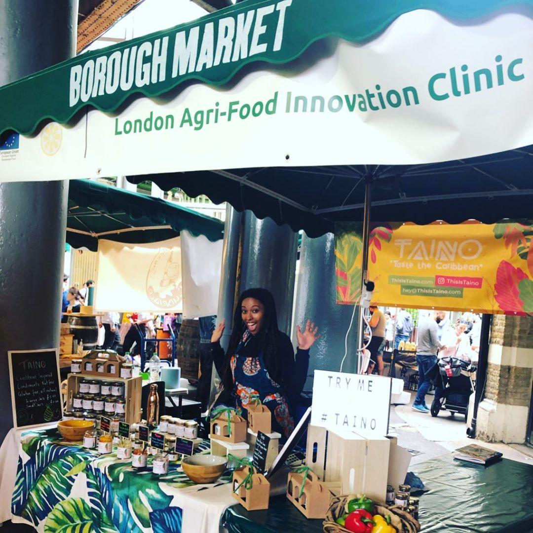 Taino at Borough Market 2019
