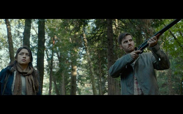 Haven't seen WHAT STILL REMAINS or just dying to watch it again? Rent or buy WHAT STILL REMAINS on @amazonprimevideo this weekend and see @luluantariksa and @colinodonoghue1 make their way in a world long-since destroyed by disease. Link in bio. #WhatStillRemains #primevideo #Thriller