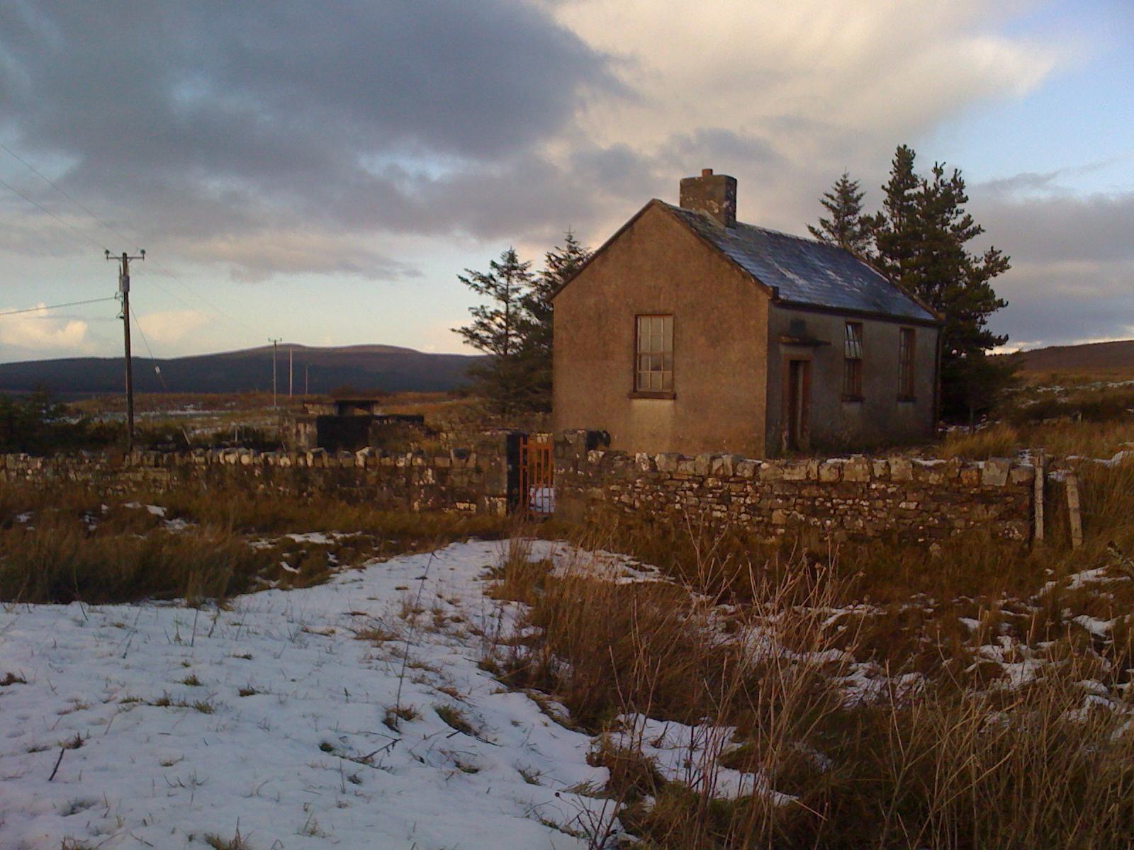 Crocnacally National Schoolhouse, Moygowagh, Co. Mayo