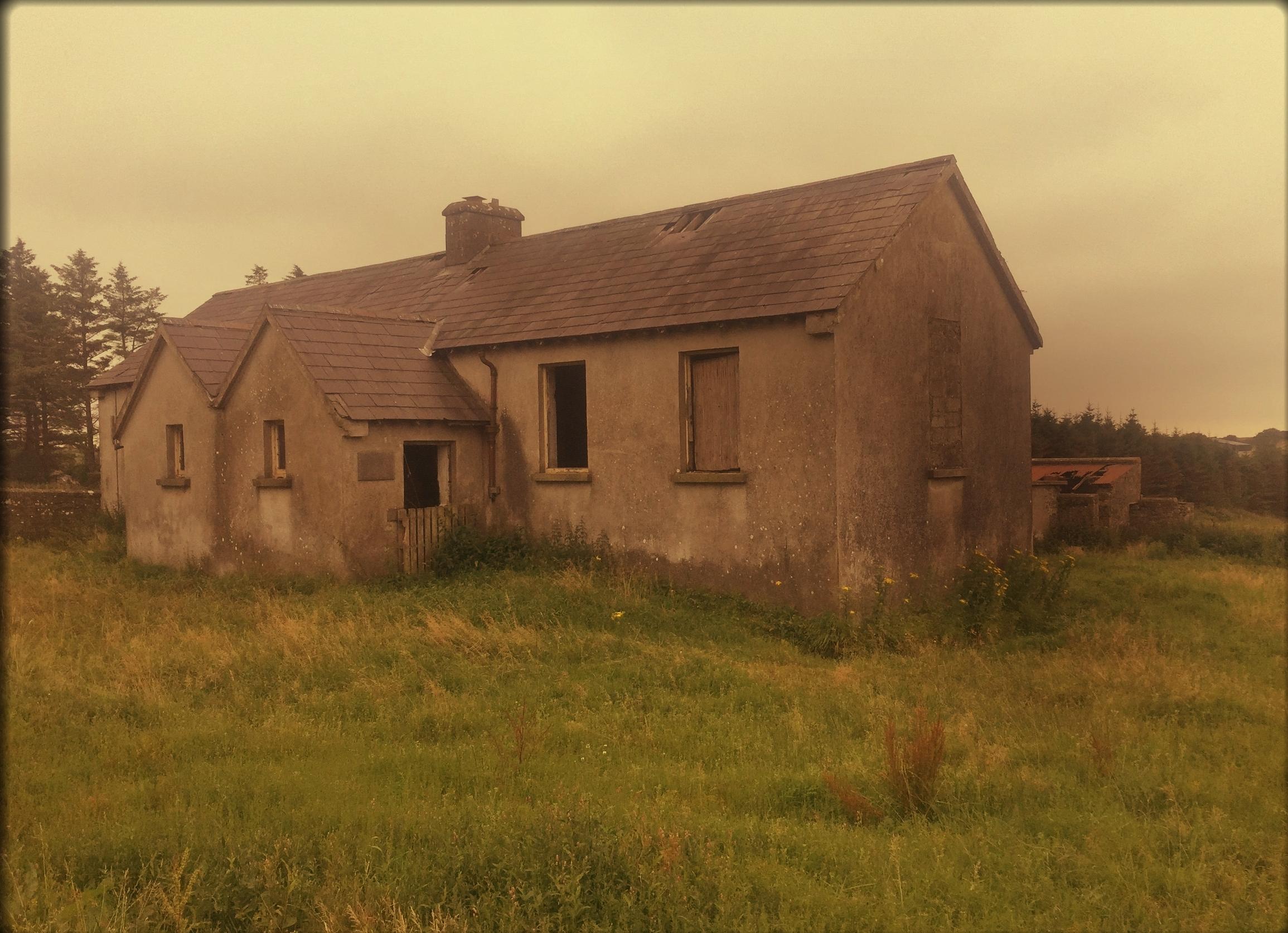 Kilglass Old National Schoolhouse, Co. Sligo.
