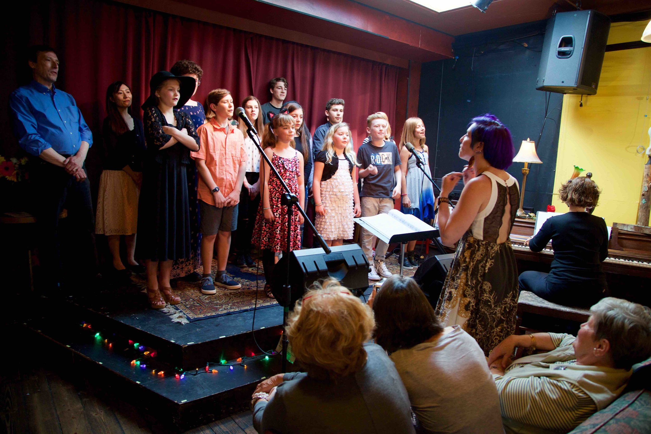 Kirkland singing lessons for kids, teens, and adults at Cascade Voice Academy (formerly Issaquah Voice Studio)