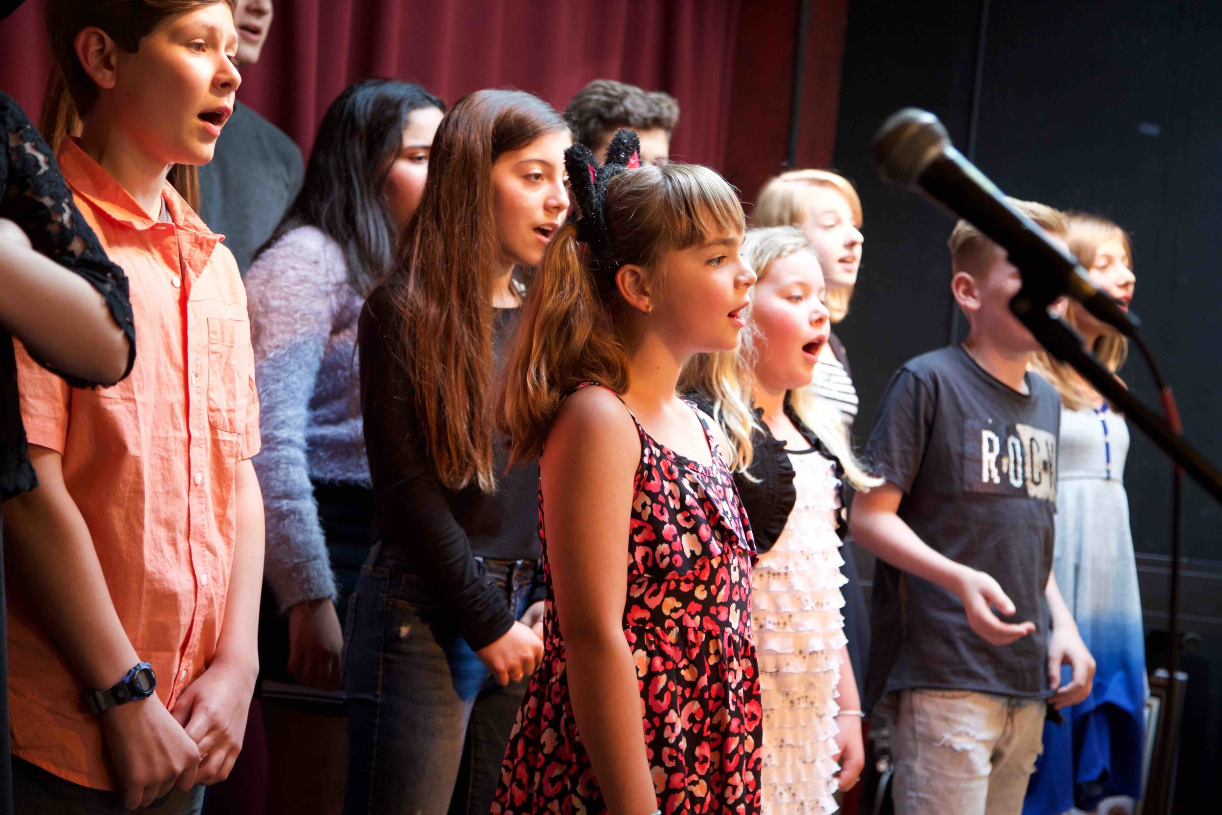 Sammamish voice lessons for kids, teens, and adults at Cascade Voice Academy (formerly Issaquah Voice Studio)