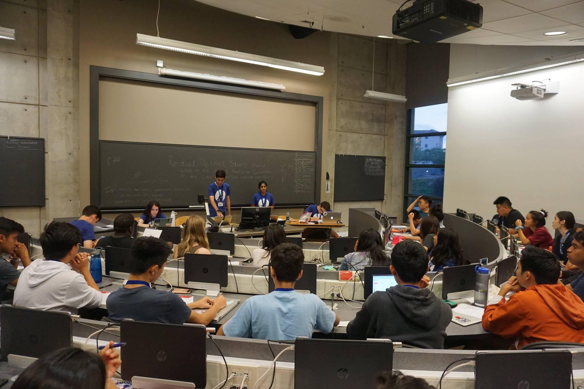 VBI - Summer Debate Workshop