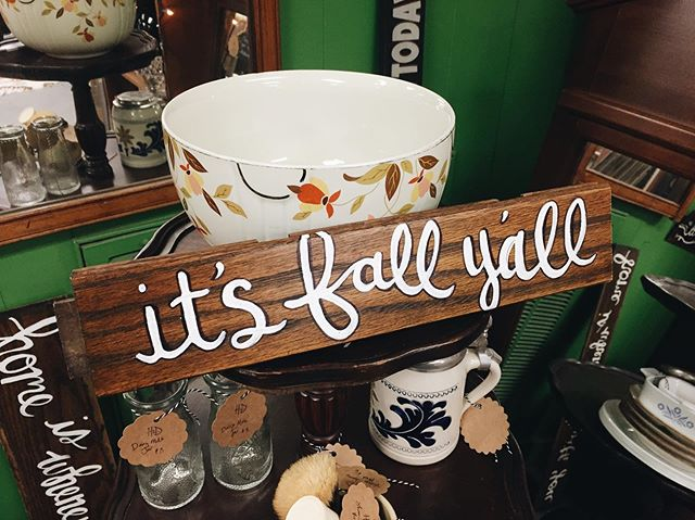 🍂🍁It may still be 98 degrees for a while longer here in GA but by golly, I'm ready for cozy nights and sweater weather! Hurry it up FALL! 🍂🍁 #itsfallyall #almost 😜