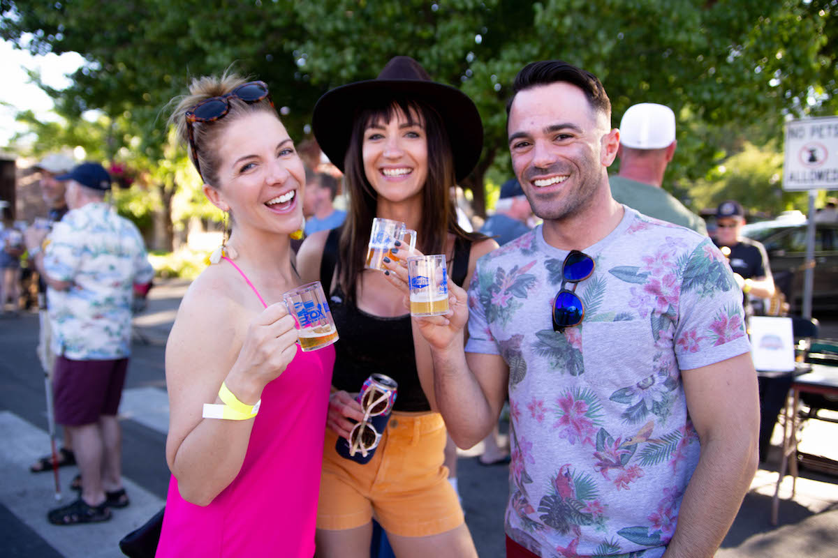 In carson city Contemplating buying property in nevada during capital City brewfest. Photo by @alleewild