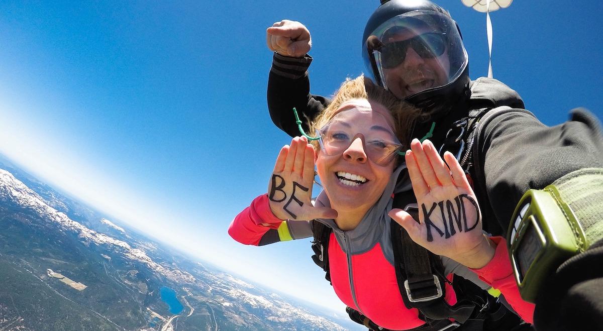 skydiving in lake tahoe, skydive truckee tahoe