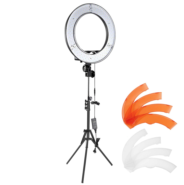 18-INCH BI-COLOR RINGLIGHT