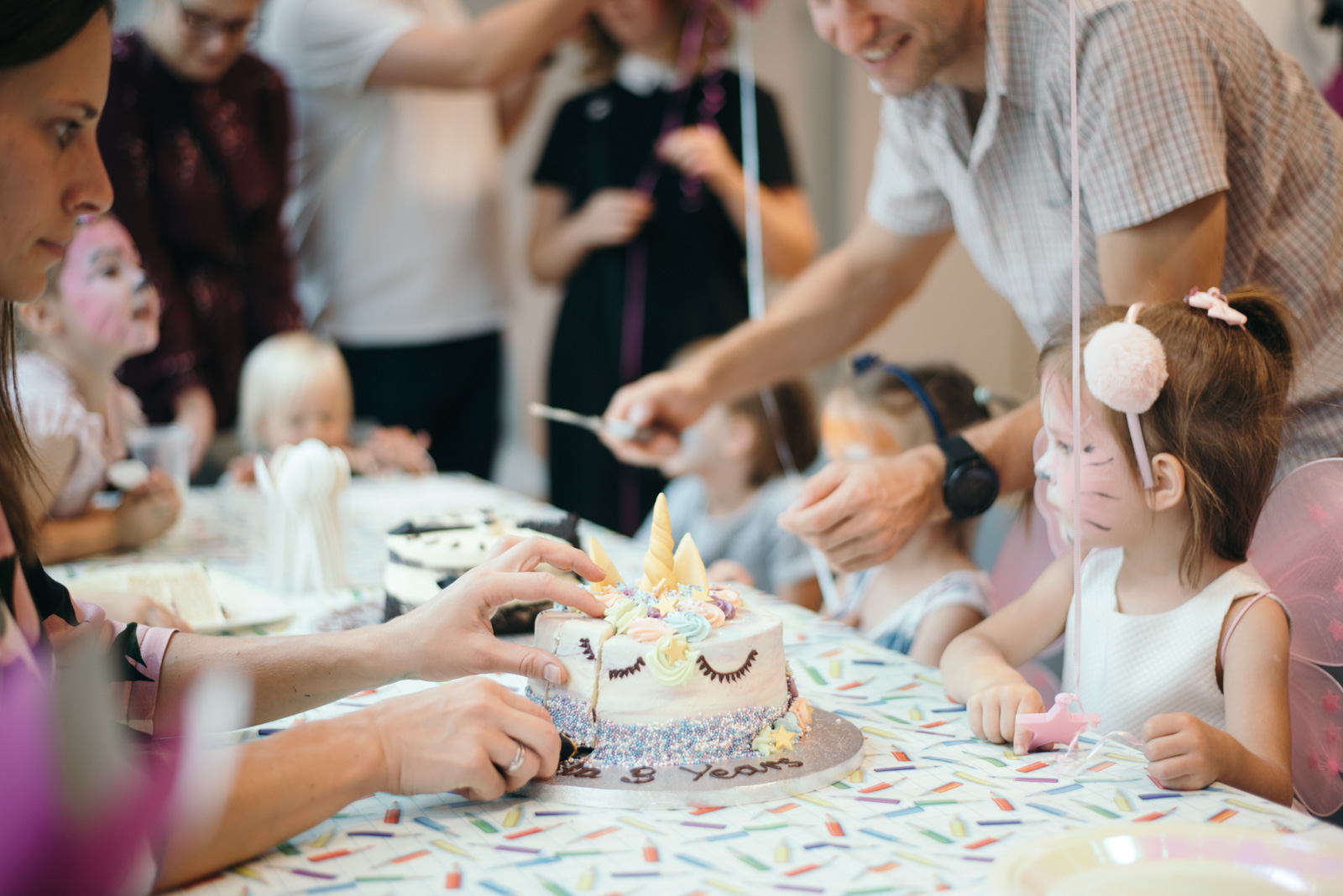 Children birthday party Photography - Perfect to document your special day!