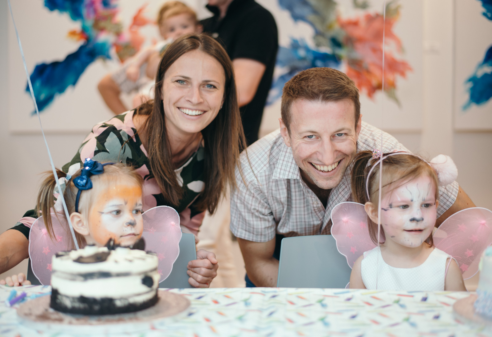 CHILDREN's BIRTHDAY PARTY - Perfect to capture magic of your child's birthday party