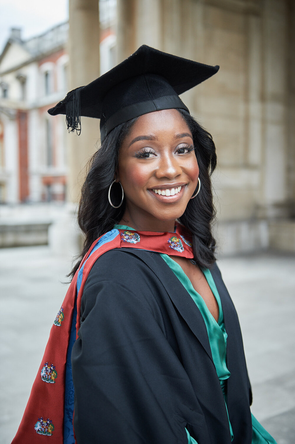 GRADUATION PHOTO SHOOT - SMALL PACKAGE   £150 or £125 (SE10 area)  30 minutes outdoor natural light photoshoot  5 high-resolution fully edited digital pictures of your choice