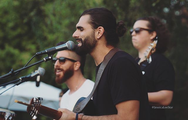 Canyon Sessions 2018 . . . . @canyonsessions @letsfcancer #bandbros #brostone #music #musicians #letsfcancer #canyonsessions