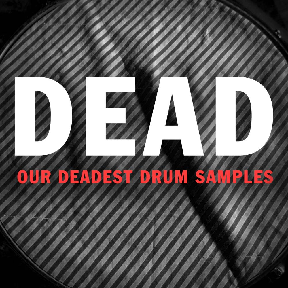 Dead Drum Samples — Circles Drum Samples